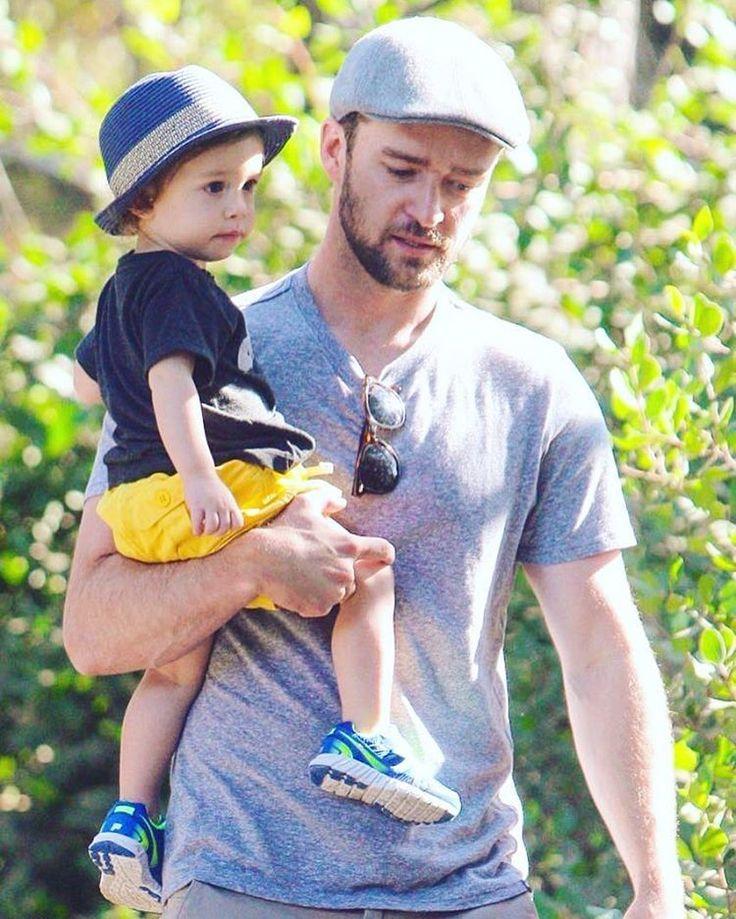 #JustinTimberlake #BabySilas