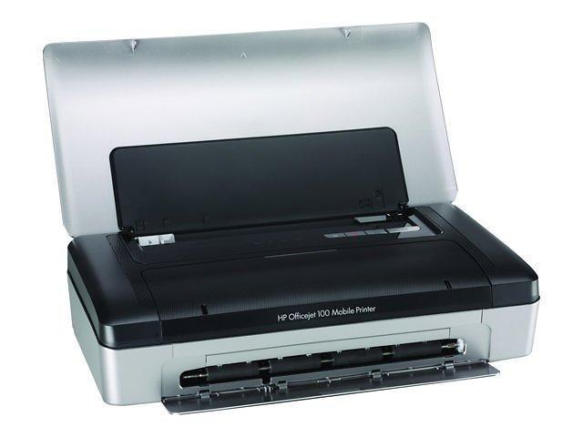 HP Officejet 100 Mobile Printer (Inkjet printer)