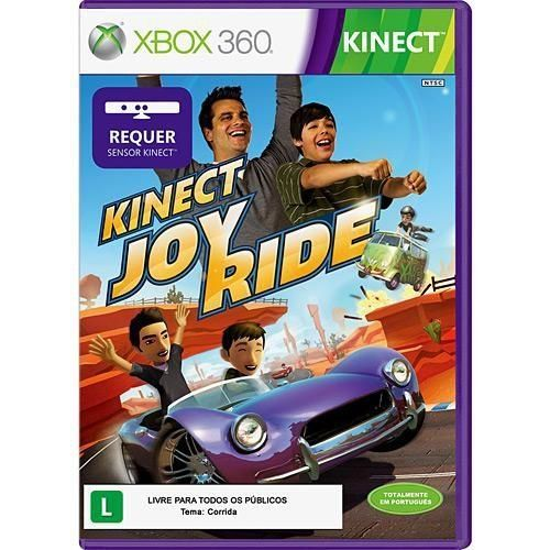 Game Kinect Joy Ride DVD Kinect - Xbox 360 Português