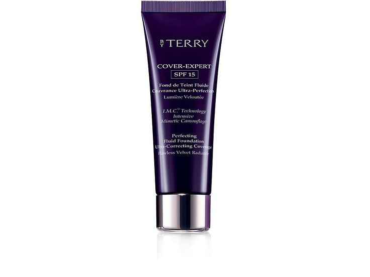 BY TERRY COVER EXPERT SPF15 PERFECTING FLUID FOUNDATION ULTRA CORRECTING COVERAGE. #byterry #