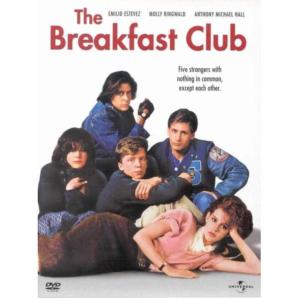 Постеры: Клуб «Завтрак» (Breakfast Club, The) ❤ liked on Polyvore