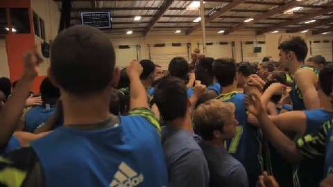 Jahlil Okafor, Trey Lyles Shine at the 2013 adidas Nations Global Challenge