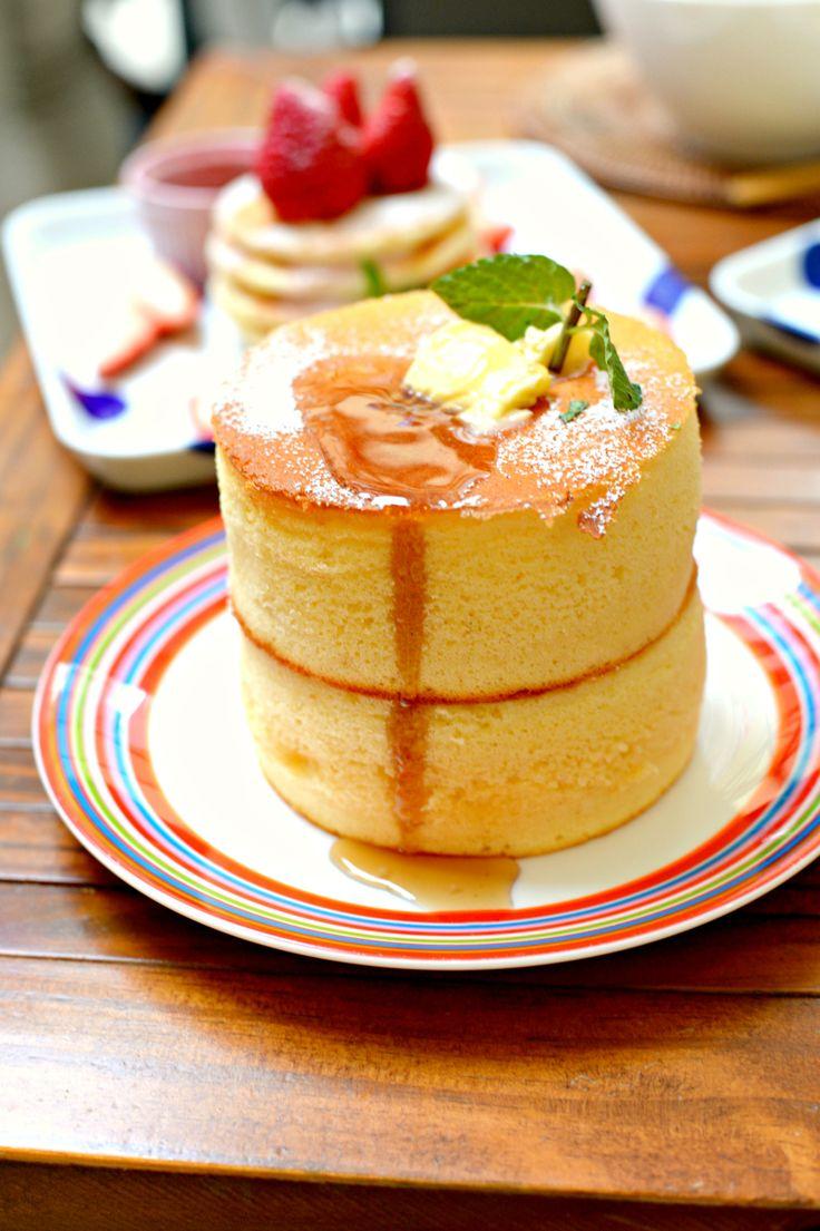 12 best souffle pancakes images on pinterest souffle pancakes souffle pancake uzna omom ccuart Choice Image