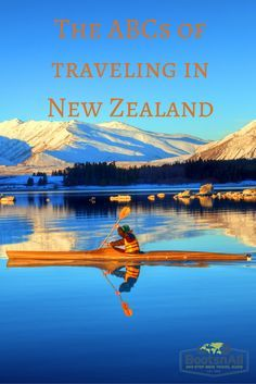 New Zealand is an amazing place to visit - so here's all the reasons why, and places, you should go.
