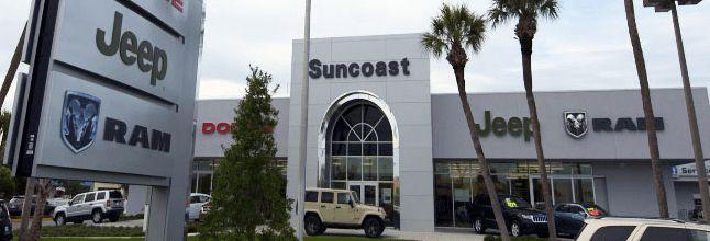 Great  Suncoast Chrysler Jeep Dodge