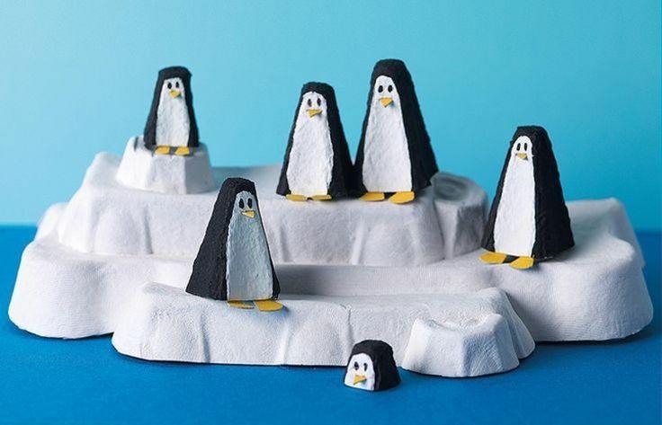die besten 25 niedliche pinguine ideen auf pinterest. Black Bedroom Furniture Sets. Home Design Ideas