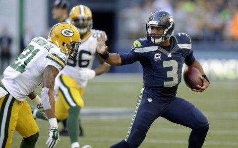 Russell Wilson, Andrew Luck leave Robert Griffin III far behind in 2012 NFL QB class - The Washington Post