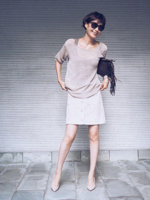 大人ミニスカート|田丸麻紀オフィシャルブログ Powered by Ameba