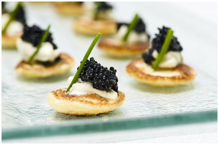 caviar for christmas.