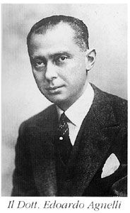 Edoardo Agnelli:figlio di Giovanni Agnelli, il fondatore della FIAT, e di Clara Boselli e fratello di Aniceta Caterina, nasce a Verona dove è di guarnigione il padre, in quel periodo ufficiale di cavalleria. Legò la sua storia a quella della Juventus, di cui fu presidente dal 1923 al 1935