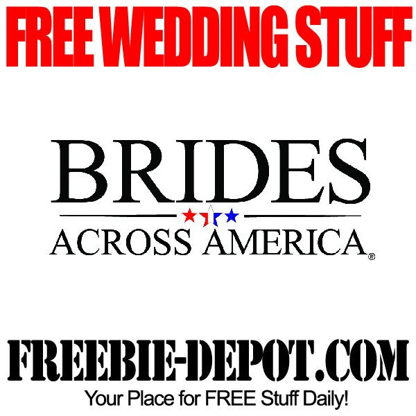 FREE Wedding Stuff – Brides Across America - FREE Wedding Gowns for Military Brides