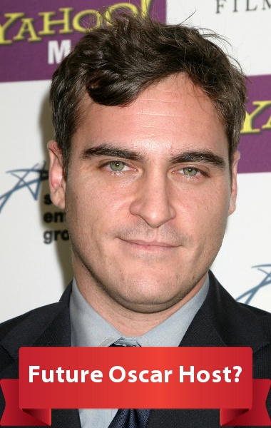Kelly & Michael discussed whether Joaquin Phoenix will host the Oscars.