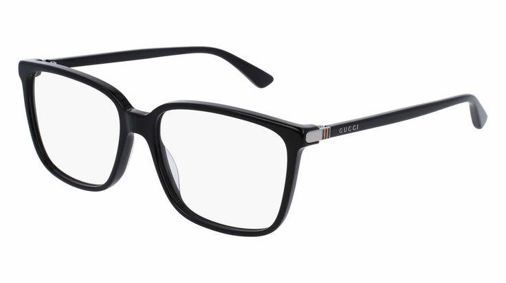 Gucci GG0019O Eyeglasses | 50% Off Lenses and Add-Ons! +   | Prescription lenses, designer frame, Price Match Guarantee