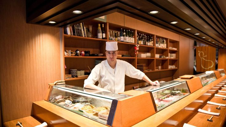#goodfood This NYC Sushi Chef Uses a Fake Japanese Accent, and It's Not Okay #foodie