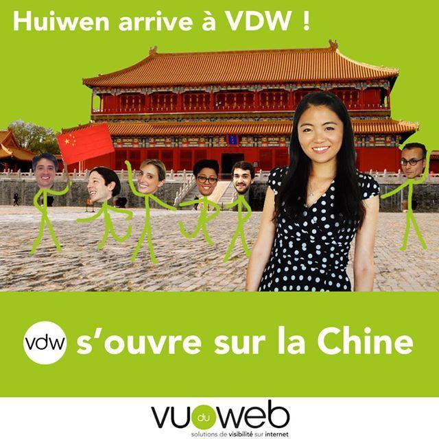 Quand Vu du Web vous développe en Chine