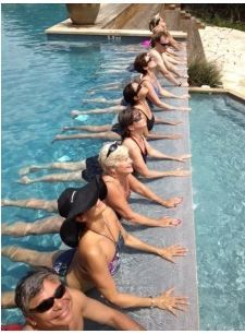 Aqua Yoga - 8 Pool Yoga Exercises