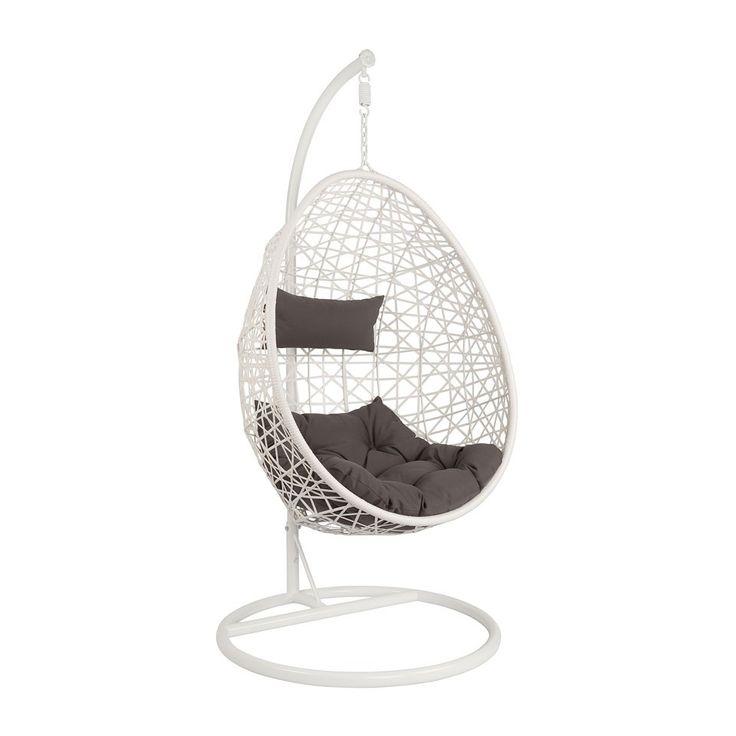 Hangstoel Swing - wit | Xenos je kan het bij de xenos kopen voor 150 euro