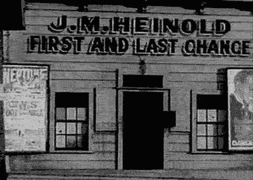 Heinold's First and Last Chance - Oakland - Jack London Square