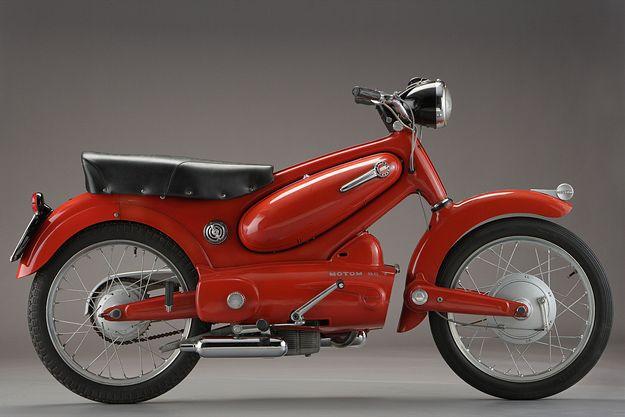 Moto Anciennes motom 98t1 25 Photos de Motos Anciennes  photo liste