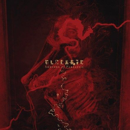 Ulcerate - Shrines of Paralysis Limited Edition Vinyl 2LP