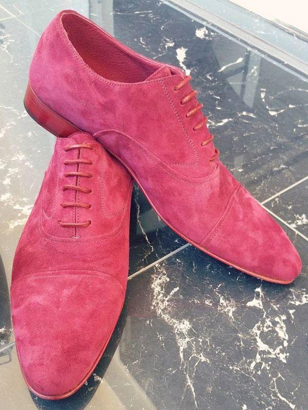 Dress shoes men, Leather oxfords