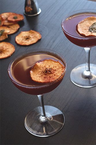 We've Found The Perfect Fall Cocktail