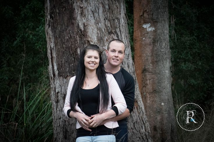 The lovely couple from my first photo shoot