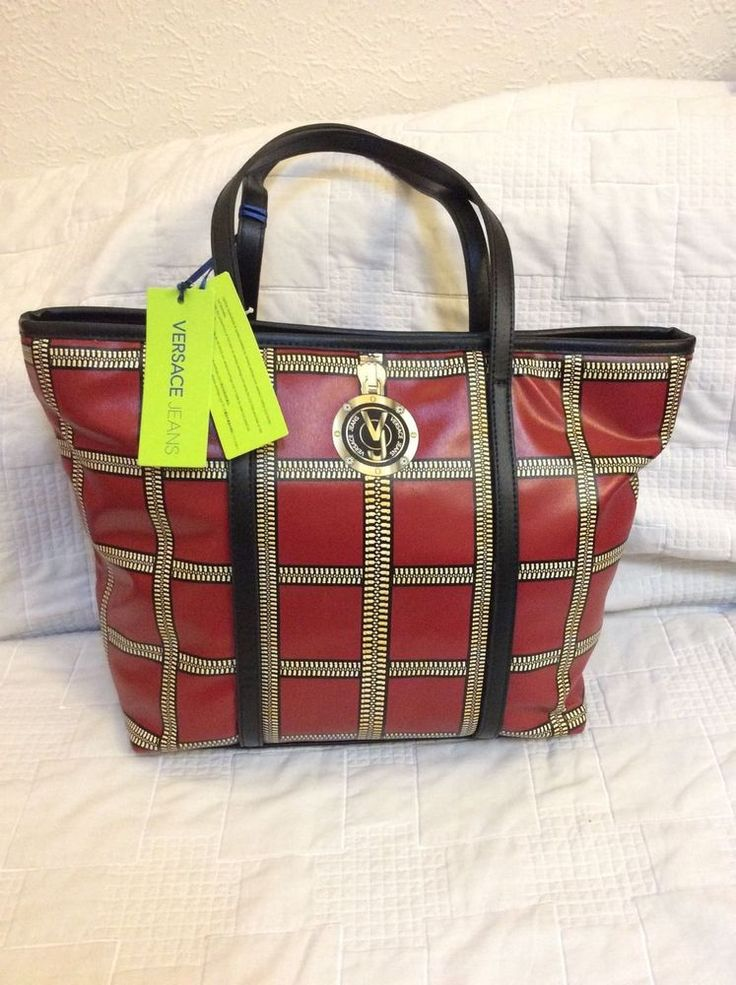 VERSACE JEANS Ladies Bag BNWT RRP£120 | eBay