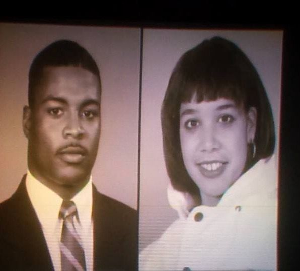 Odell Beckham's DAD AND MOM Odell Beckham Sr. And Heather Van Norman