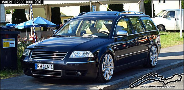 passat wagon | VW Passat Wagon at the Wörthersee Tour 2010 | Flickr - Photo Sharing!