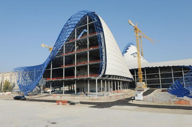 Zaha Hadid - Haydar Aliyev Cultural Center