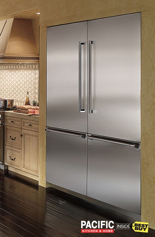 It's summer. And when the heat starts getting to you, you don't just head to the kitchen, you head to the refrigerator. So this summer, set your thirsty sights on maximizing your space for refreshments and creating the style your home's oasis deserves. The premium refrigerators at Pacific Kitchen & Home have what you need to beat the heat better.