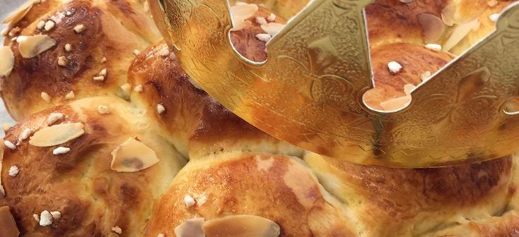 Bakeria's Dreikönigskuchen Rezept