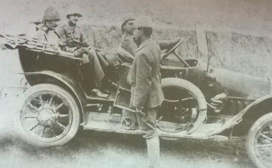 BAŞBUĞ ATATÜRK  Gelibolu  1915