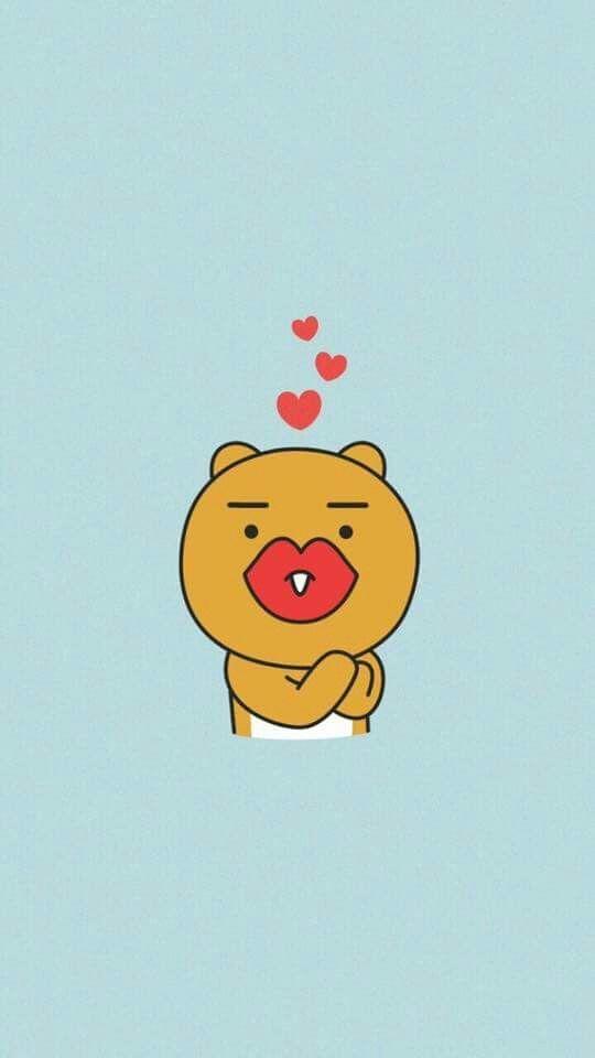 Kakao Friends Iphone Wallpaper Best 25 Cute Cartoon Pictures Ideas On Pinterest Cute