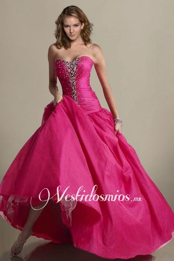 15 best Vestidos de XV años images on Pinterest | Quinceanera ...