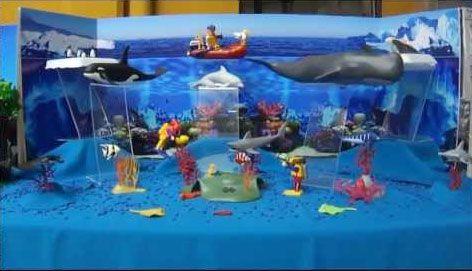 Como Hacer Maquetas: Fondos Marinos Oceanos