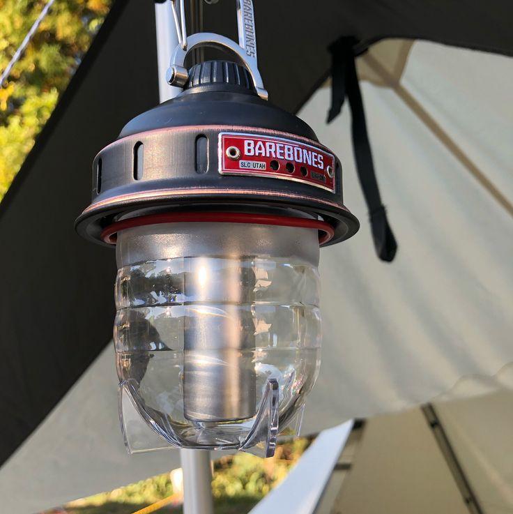 キャンパー人気急上昇中 品切れ続出ledライトを生んだ ベアボーンズリビング に迫る Camp Hack キャンプハック キャンプのコツ キャンプ用品 キャンプグッズ