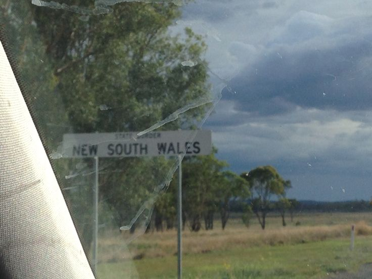 Over the border at Texas NSW