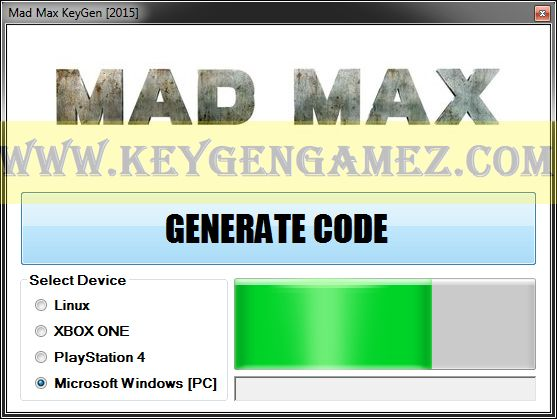 Скачать кряк на игру Mad Max