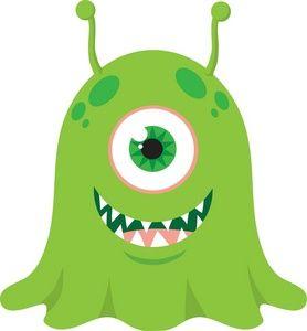 free cute monster clip art | Monster Clip Art Images Monster Stock Photos & Clipart Monster ...