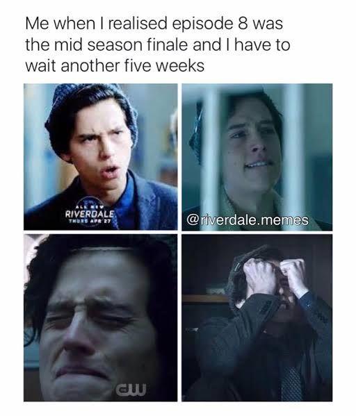 Image Result For Riverdale Memes Riverdale In 2019 Pinterest