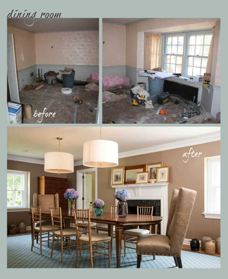 37 best before after images on pinterest home ideas for Home renovations before and after