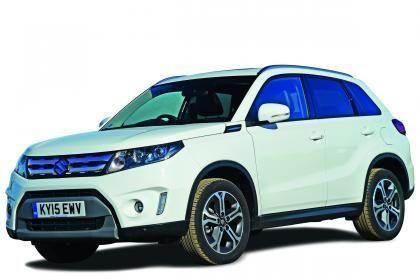 Suzuki Vitara sports utility vehicle 1.6 SZ5 AT 5dr review | Carbuyer