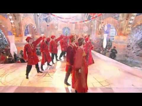 Dschinghis Khan - Moskau - New year 2013
