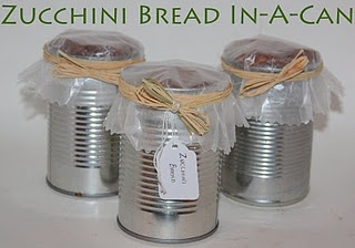 zucchini bread in a can | Recipes | Pinterest | Bread In A Can ...