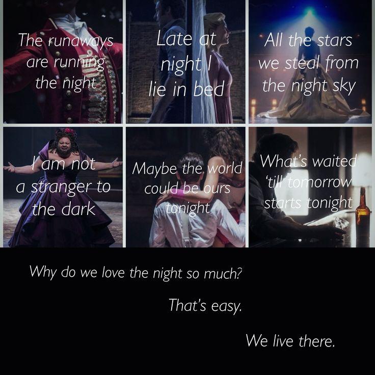 The Greatest Showman (and night) #TheGreatestShowman #hughjackman #zendaya #zacefron