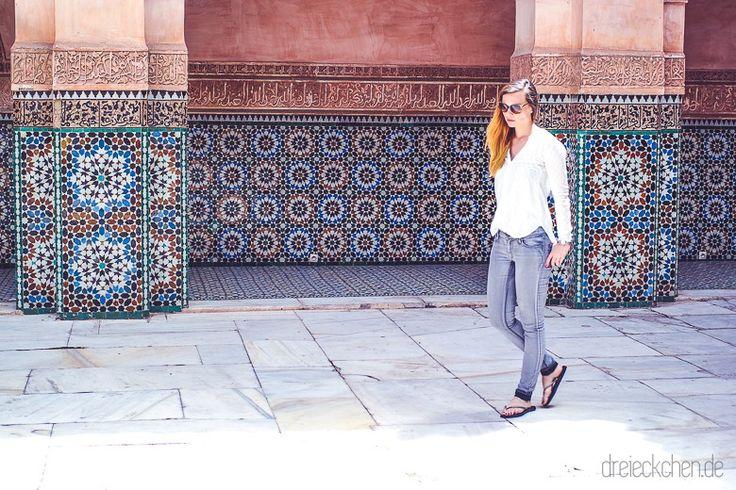 Marrakesch Blogger Tipps – Reisebericht, Erfahrungen & Sightseeing für 5 Tage › dreieckchen - Lifestyle Blog #dreimalanders