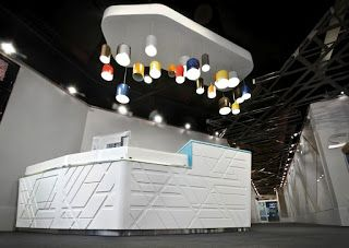 Leave It At The Reception Desk:  Corian.  www.receptiondeskworld.com