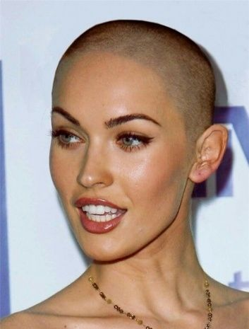 Shaved Head Hairstyles For Women